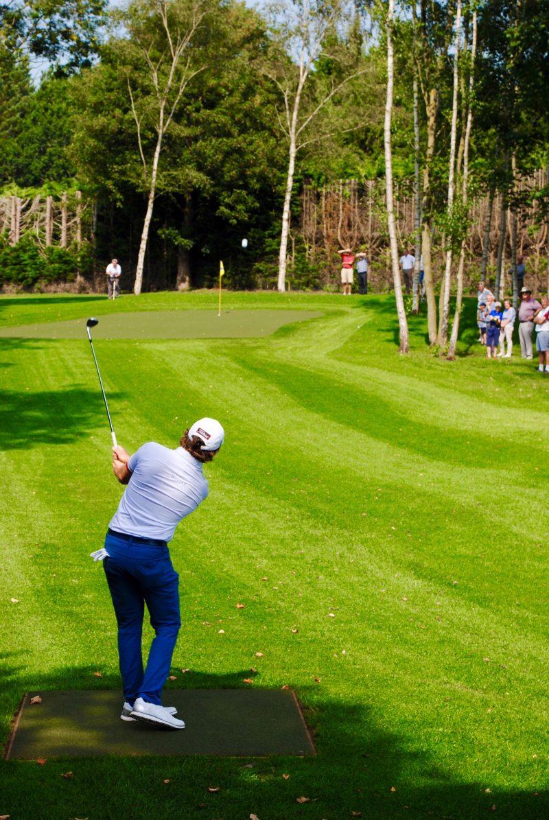 Golf Course Clubhouse Interior Design Ideas: Frilford Heath Golf Club To Open Unique New Golf Course