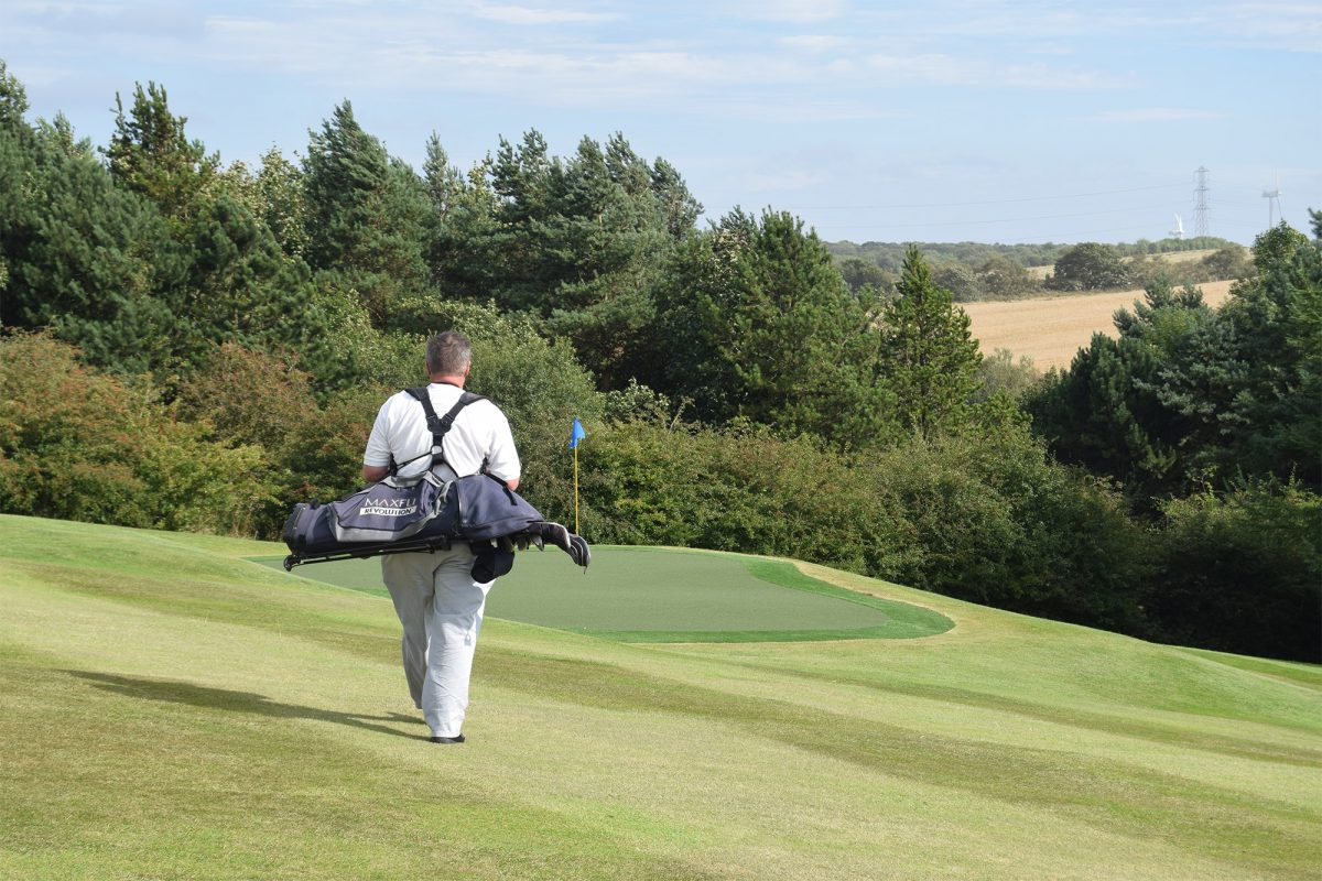 Huxley Golf Creates UK First At Houghton-Le-Spring